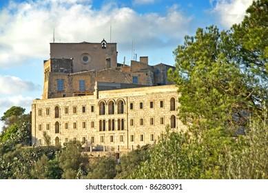 Monastery of Sant Salvador in Felanitx (Majorca - Spain)