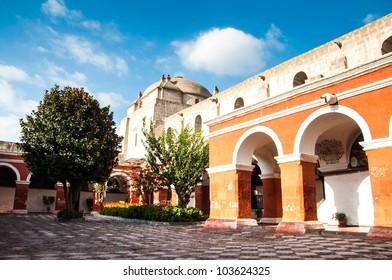 Monastery of Santa Catalina