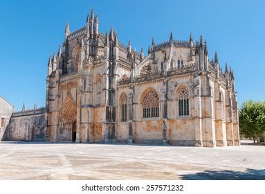 Monastery of Santa Maria da Vitoria, Batalha, Portugal