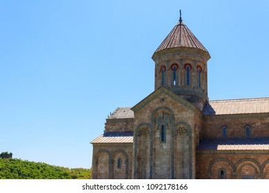 Monastery of St. Nino at Bodbe is a Georgian Orthodox monastic complex and the seat of the Bishops of Bodbe located 2 km from the town of Sighnaghi, Kakheti, Georgia