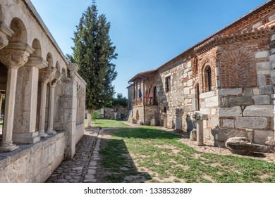 Monastry in the ancient city of Apollonia, Albania