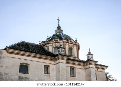 The Monastry of Saint Maria of the Caves, Seville, Spain