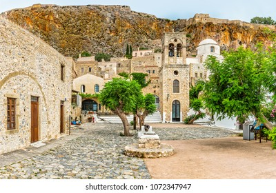 Monemvasia is a town and a municipality in Laconia, Greece.