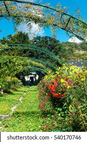 Monet's Garden Giverny France