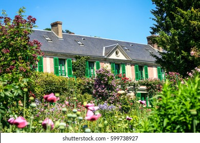 Monet's Gardens and House at Giverny, Paris, France