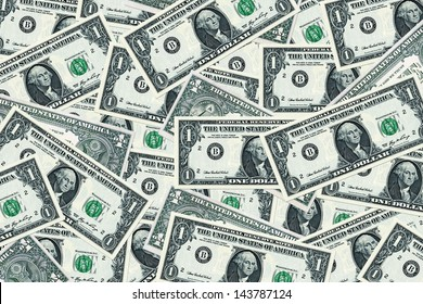 money background - american dollars