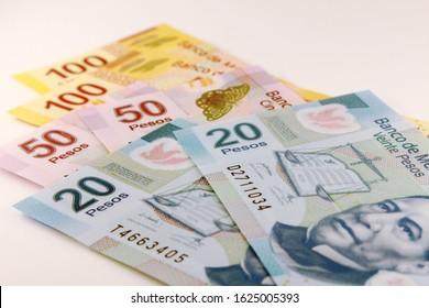 México Money - Currency of México, Pesos