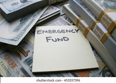 Money ( Emergency Fund ) Stock Photo High Quality