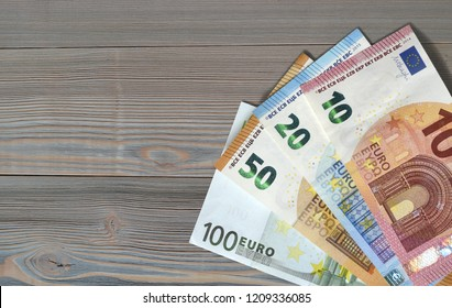 money euro euros bill banknotes save expenses earnings