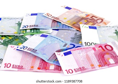 Money euro inflation banks