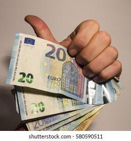 Money gain