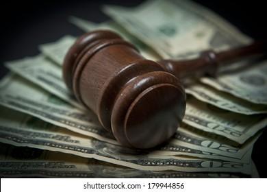Money and Gavel
