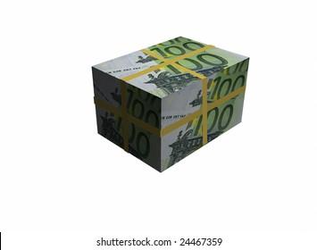Money as gift illustration
