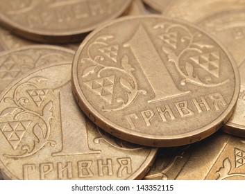 Money grivna