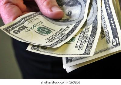 Money handler