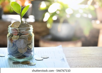 money investment background business and finance