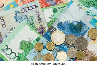 money of Kazakhstan