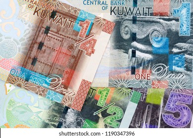 Money from Kuwait, a business background