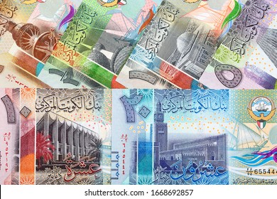 Money from Kuwait a business background