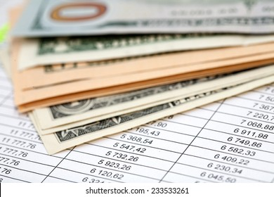 money for the loan repayment schedule