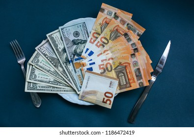 Business Money Dollar Cent Images, Stock Photos & Vectors
