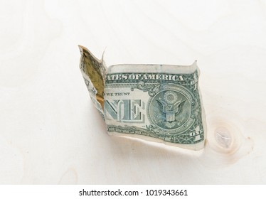 money on a background