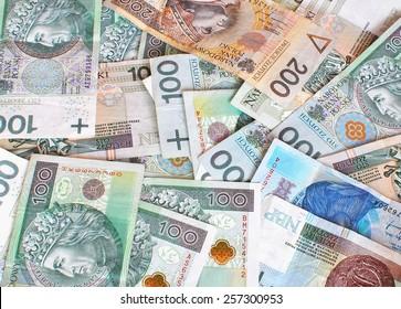 Money - Polish currency