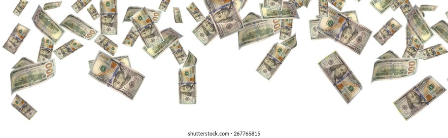 Money Rain Stock Photos Images Photography Shutterstock