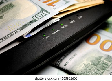 money and router