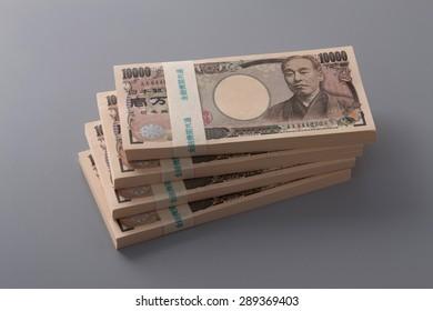 Money ten-thousand yen bill