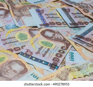 Money Thai Baht