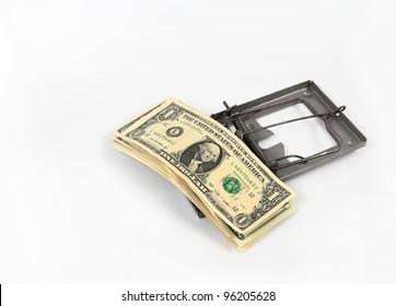 Money Trap object