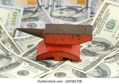 Money - US dollar bills