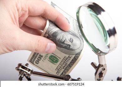Money verification for authenticity