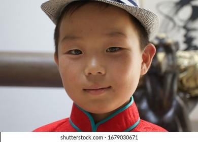 mongolia-august-2018-portrait-cute-260nw