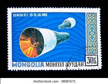 Gemini Mission Images, Stock Photos & Vectors   Shutterstock