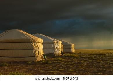 Mongolia, Gobi Desert