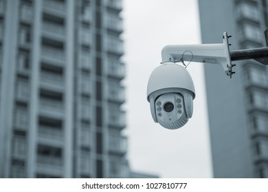 Monitoring skynet photography in the city.