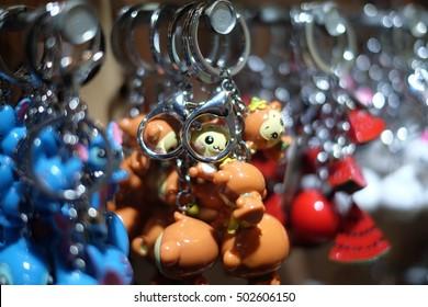 Monkey Keyring China