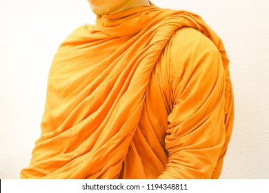 Monks of the religious rituals, Buddhist monks chanting ceremony