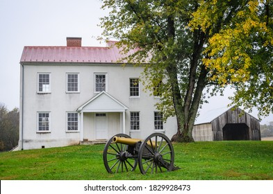 Monocacy National Battlefield in Frederick Maryland