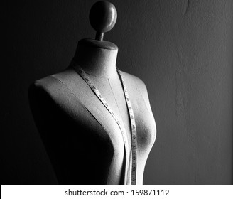 Monochrome Clothing mannequin