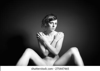 Naked christina aquilera photos