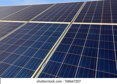 Monocrystalline silicon photovoltaic solar cell panel