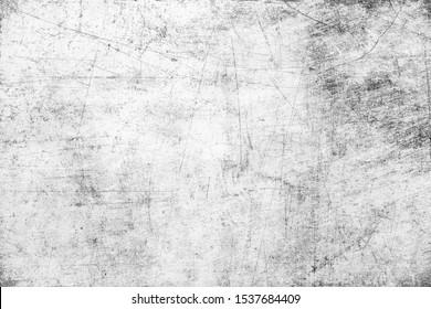 Monohrome grunge background. Scartched concrete texture