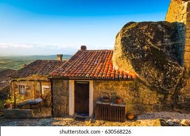 Monsanto is a small unique medieval village in the province of Idanha-a-Nova. Portugal