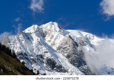 Mont Blanc - Aosta Valley - Italian side