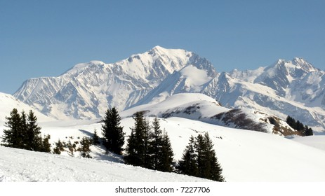 Mont Blanc, Savoy, France