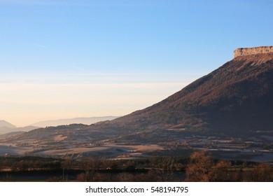 Mont Ceuze, Gap, Haute-Alpes, France