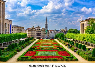 The Mont des Arts or Kunstberg is an urban complex and historic site in the centre of Brussels, Belgium. Architecture and landmarks of Brussels.
